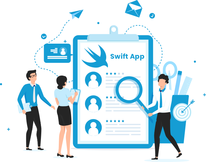 Hire Swift Developers