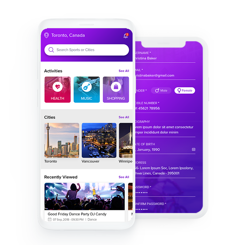 Event Mobile App Solutions