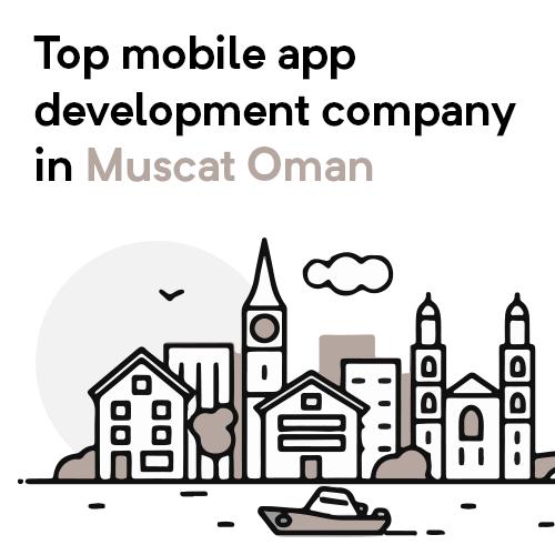 App Development Company Muscat, Oman