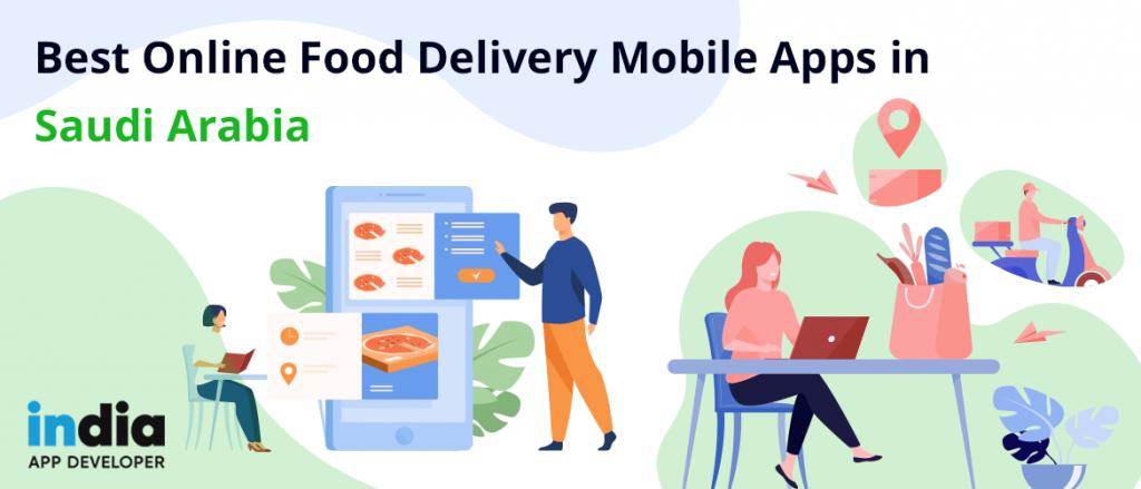 hire food app developers in Riyadh