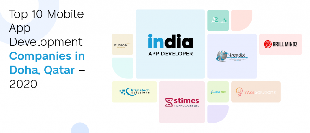 Mobile App Development Companies in Doha, Qatar
