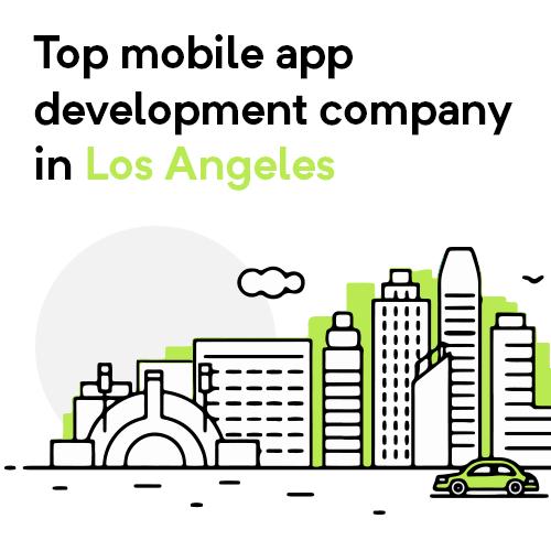 App Development Company Los Angeles