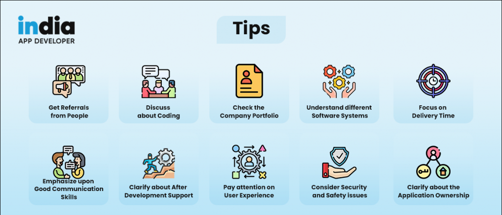 Top 10 Tips for Selecting The Best Custom Software Development Company India